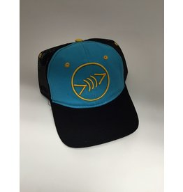 Florida Freedivers Florida Freedivers Lucky Curve Hat, Bahama