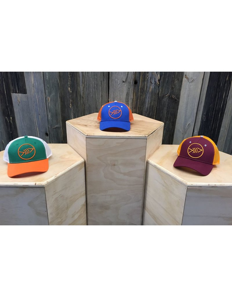 Florida Freedivers Florida Freedivers Lucky Curve Hat, UF