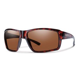 Smith Smith Colson Sunglasses Matte Tortoise Frame Grey Lenses