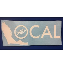 Local Florida Freedivers Local Brand 24'' Decal