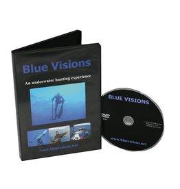 X Blue Visions DVD