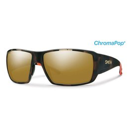 Smith Guide's Choice Howler Matte Tortoise w/ ChromaPop Plus Polarized Bronze Mirror Lens