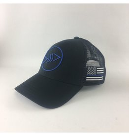 Florida Freedivers Lucky Blue First Responder Hat
