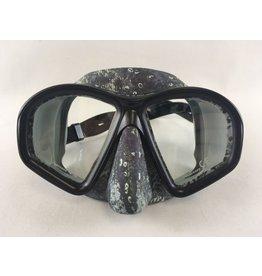 Hammerhead Apnea Black Camo Mask