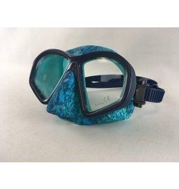 Hammerhead Apnea Blue Camo Mask