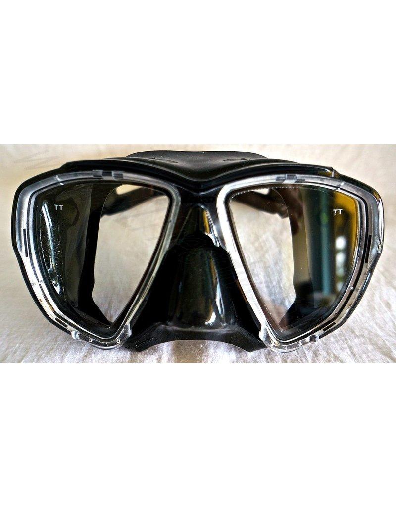 Cressi Cressi Big Eyes Black Mask