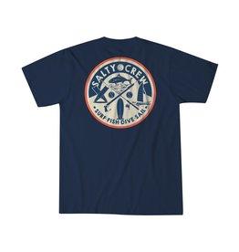 Salty Crew Salty Crew Seafaring T-Shirt
