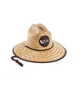 Local Sunblocker Straw Hat