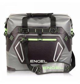 Engel High Performance 30L Bag-Gray/Lime Green
