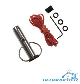 HeadHunter HeadHunter Pole Spear Showstopper 6mm Adapter