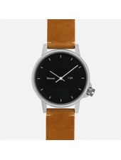 Miansai m24 ii Black/Tan Strap Watch