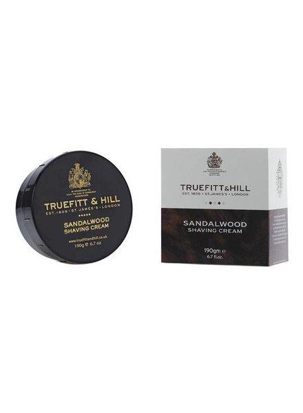 Truefitt & Hill Sandalwood Shaving Cream