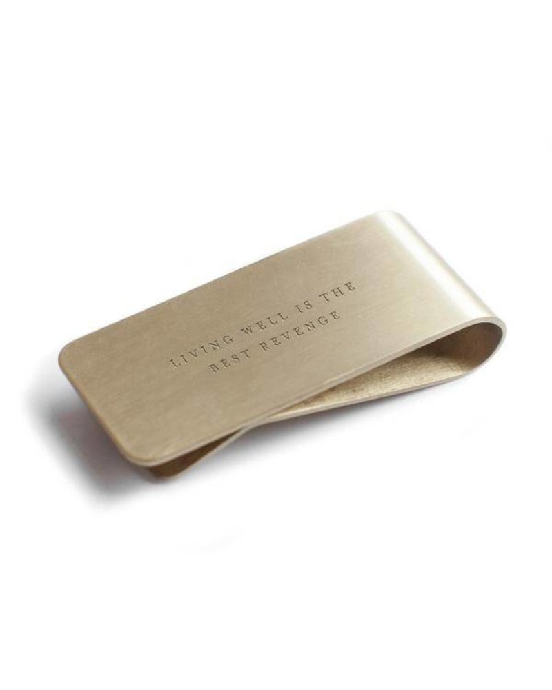 Izola Living Well Money Clip
