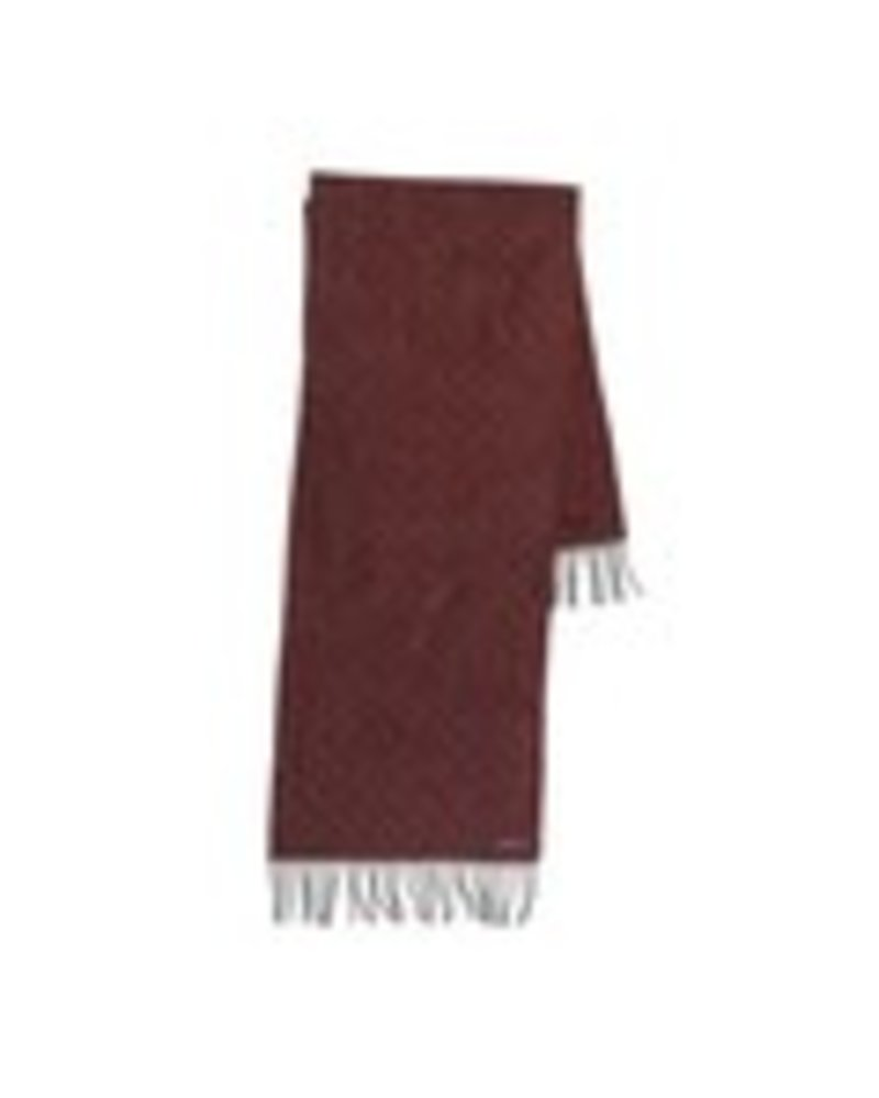 Ted Baker Red Geo Scarf