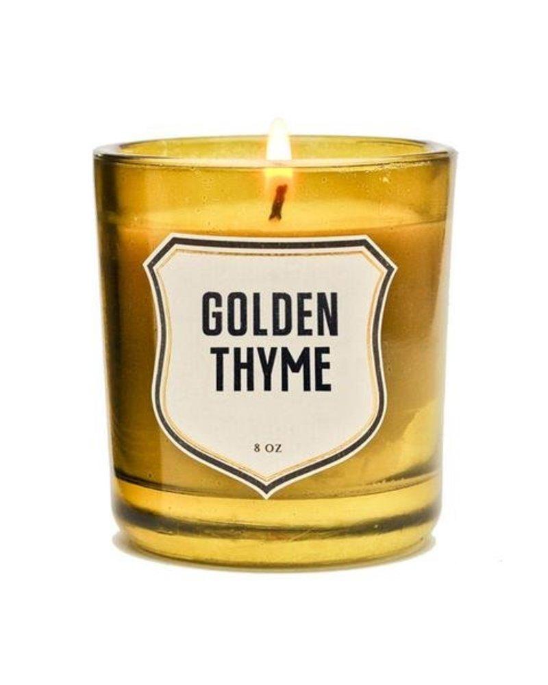 Izola Golden Thyme Candle