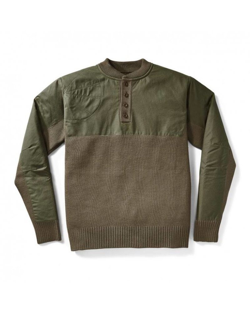 Filson Henley Guide Sweater
