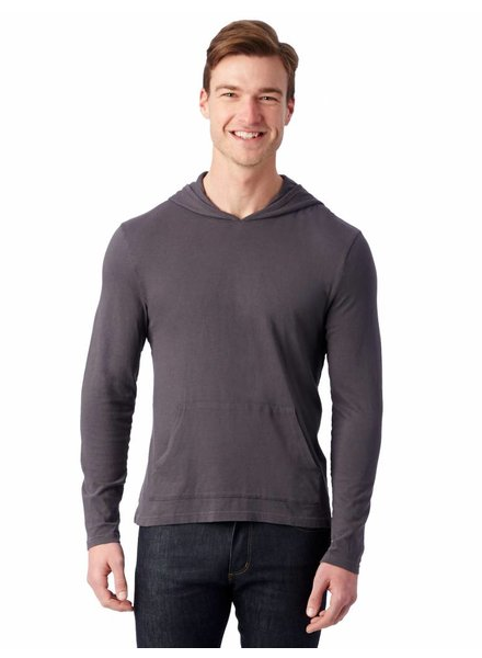 Alternative Heavy Wash Marathon Pullover