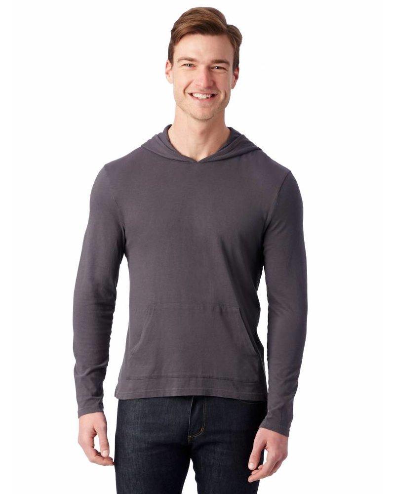 Alternative Heavy Wash Marathon Pullover