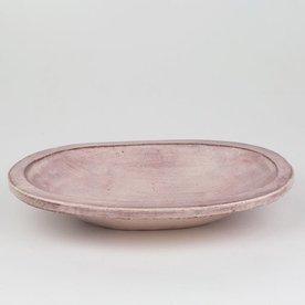 "Joe Pintz Joe Pintz, Small Dish, handbuilt earthenware, 1 x 5.75 x 4.25"""