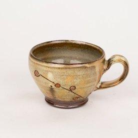 """Minsoo Yuh Minsoo Yuh, Espresso Cup, 2.25 x 4.25 x 3.25"""""""