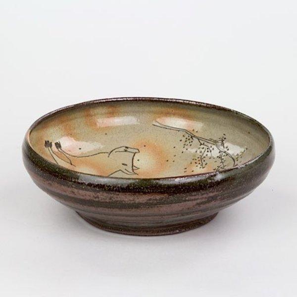 "Minsoo Yuh Minsoo Yuh, Medium Bowl, 2 x 7.5"" dia"