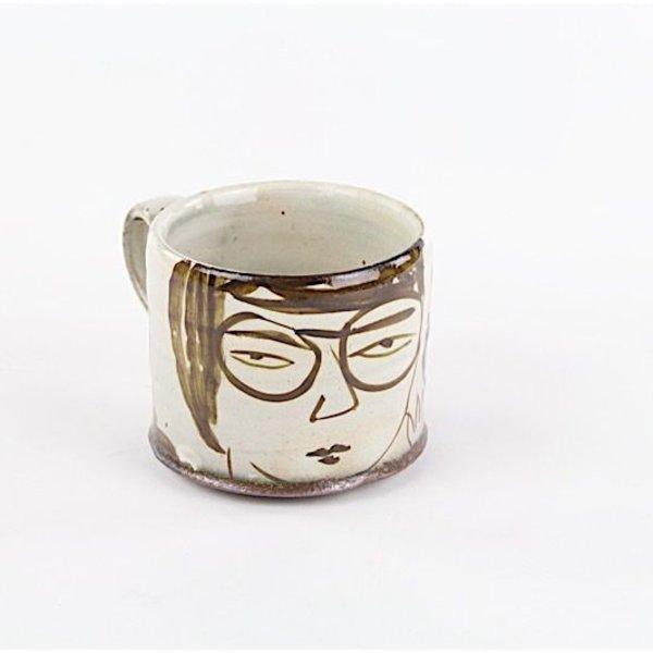 "Sunkoo Yuh & Minsoo Yuh, Mug,, 3 x 4.75 x 3.5"""