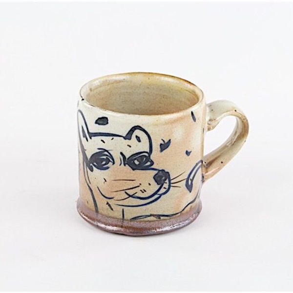 "Sunkoo Yuh & Minsoo Yuh, Mug, 3.5 x 4.75 x 3.5"""