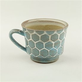 Masa Sasaki Masa Sasaki, Mug, black mountain clay, 3.5 X 5.5 x 4.5""