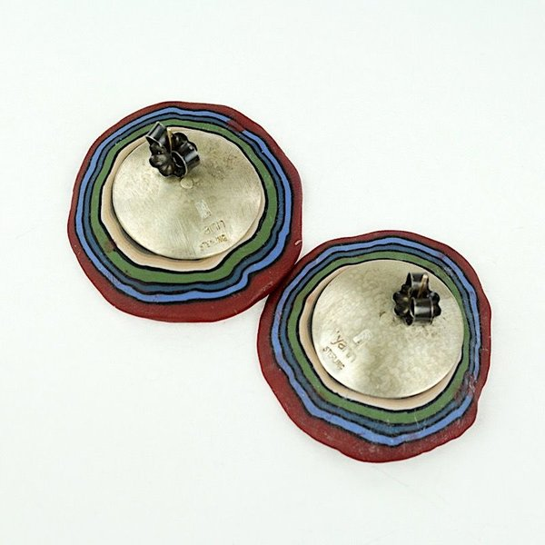 Ford & Forlano, Large Shell Earrings