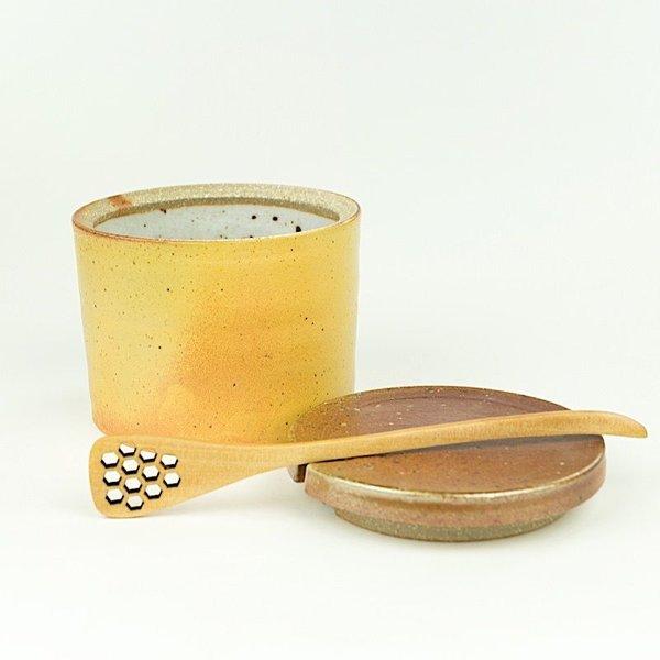 """Nancy Green Nancy Green, Honey Pot , 4.75 x 4.25"""" dia - Signature ..."""