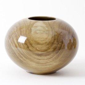"""Philip Moulthrop Philip Moulthrop, Mimosa, 5.5 x 7.5"""" diameter"""