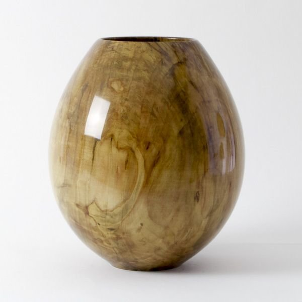 "Philip Moulthrop Philip Moulthrop, Silver Maple, 10 x 9"" diameter"