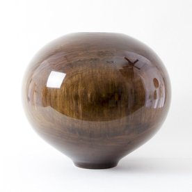 Philip Moulthrop Philip Moulthrop, Black Walnut, 13 x 15""