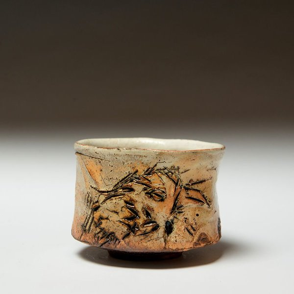 "Ron Meyers Ron Meyers, Tea Bowl, 3.75 x 4.75"""