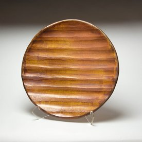 The Platter Nancy Green, Round Holllow Platter, 3 x 16.75""