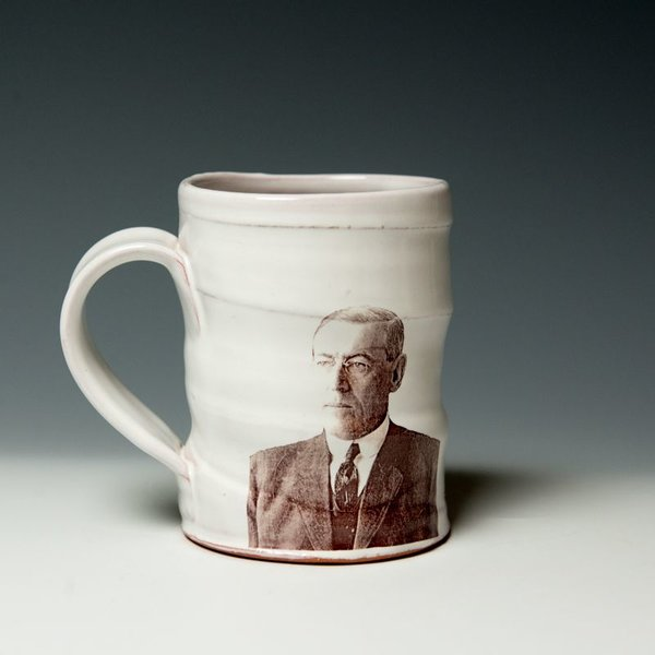 Justin Rothshank Justin Rothshank; President Mug, Franklin Roosevelt