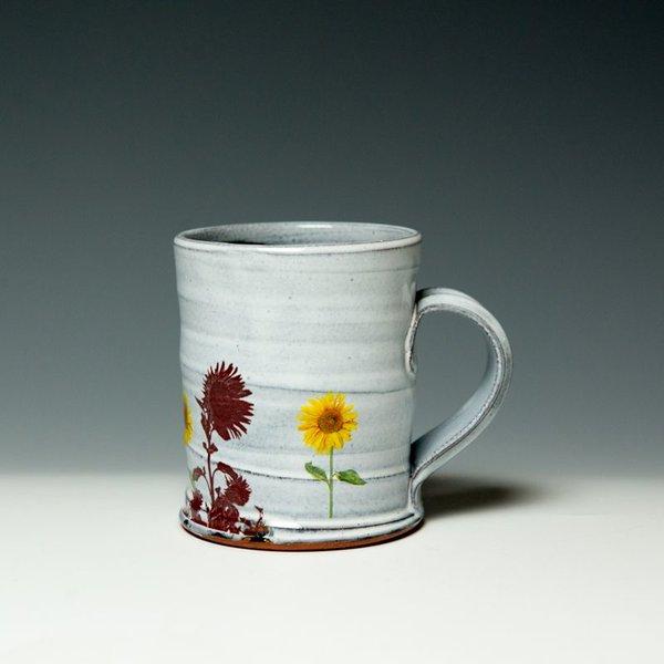 Justin Rothshank Justin Rothshank, Sunflower Mug