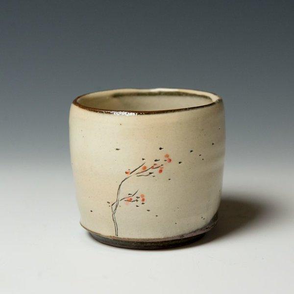 """Minsoo Yuh Minsoo Yuh, Tea Cup, 3.25 x 3"""" dia"""