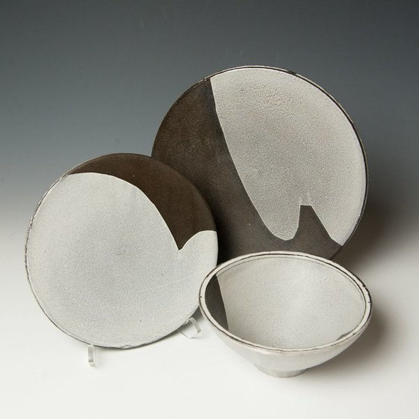 The Southern Table Lindsay Rogers, Lunch Plate, stoneware
