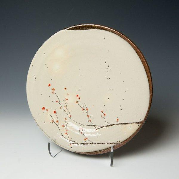 Minsoo Yuh Minsoo Yuh, Dinner Plate, stoneware