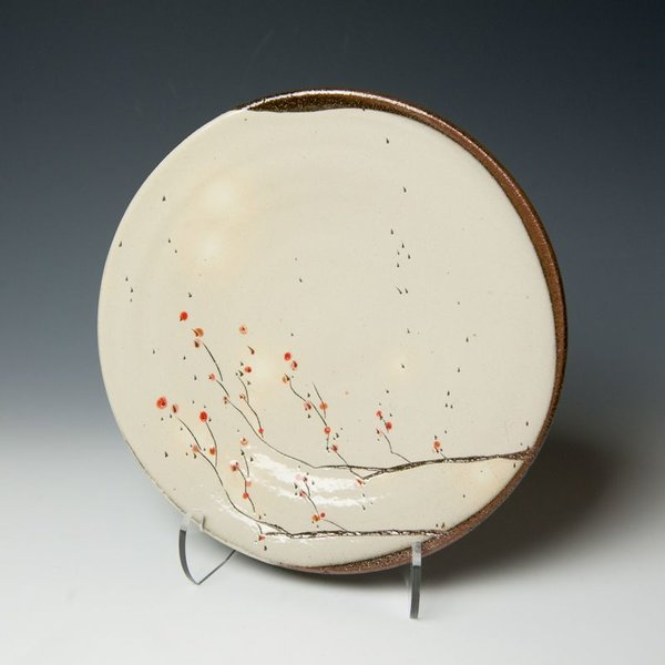 The Southern Table Minsoo Yuh, Dinner Plate, stoneware