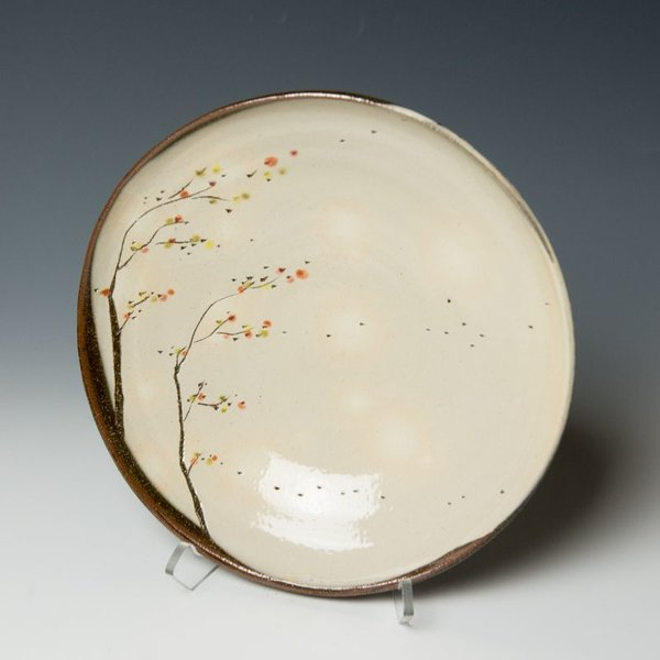 The Southern Table Minsoo Yuh, Lunch Plate, stoneware