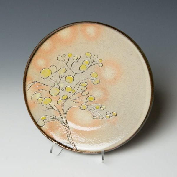 The Southern Table Minsoo Yuh, Dessert Plate, stoneware