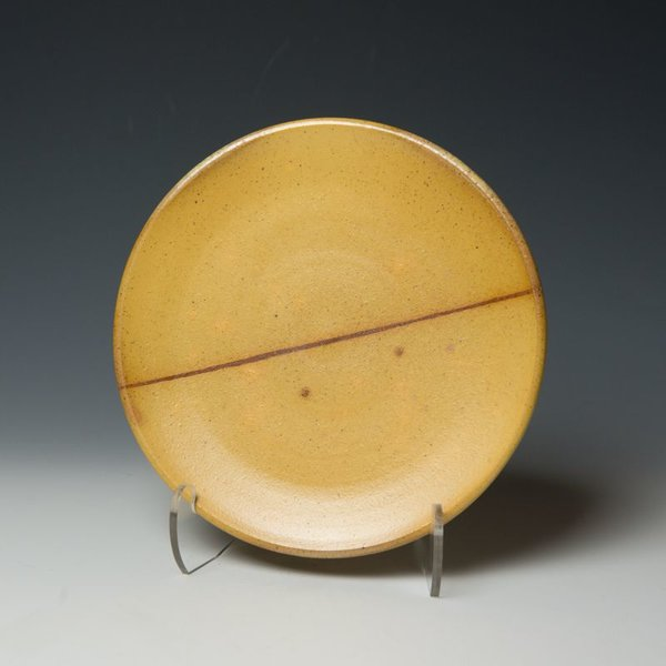 The Southern Table Nancy Green, Lunch Plate, soda-fired stoneware