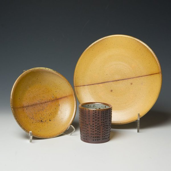 Nancy Green Nancy Green, Bowl, soda-fired stoneware