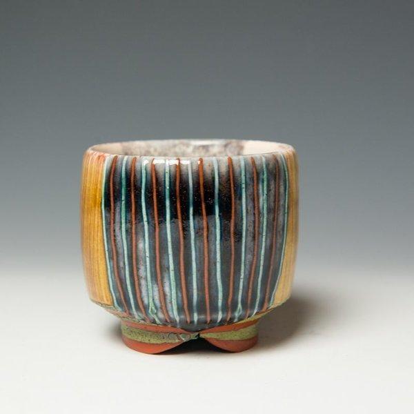 The Southern Table Ronan Kyle Peterson, Bowl, earthenware, slip, glaze, terra sig,