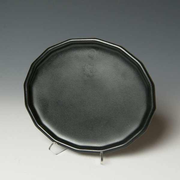 The Southern Table The Bright Angle, Mica Black Side Plate