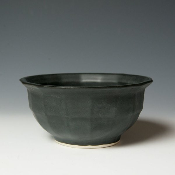The Southern Table The Bright Angle, Mica Black Soup Bowl