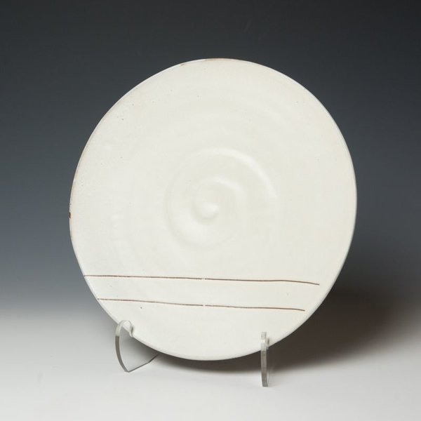 The Southern Table Terry Gess, Large Plate, stoneware