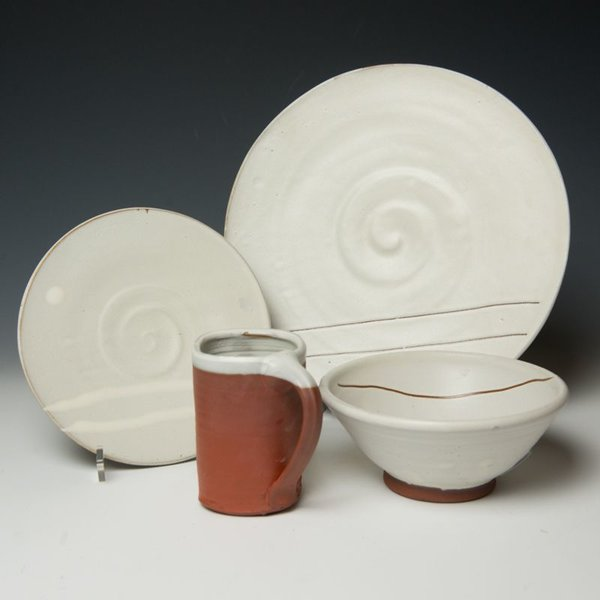 The Southern Table Terry Gess, Mug, stoneware